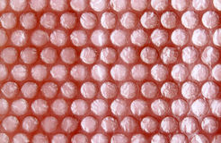 Texture of bubble wrap Stock Photo