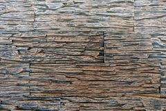 Texture of a building or structure, background wall. stock photo
