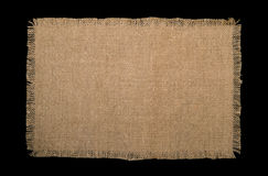 Texture of burlap Royalty Free Stock Images