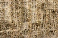 Texture of burlap. sacking Stock Photo