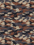 Texture of camouflage fabric Royalty Free Stock Photos