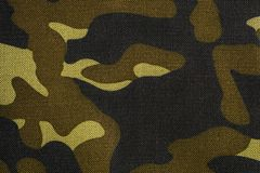 Texture of camouflage fabric. Camo background. Texture of camouflage fabric. Camo royalty free stock images