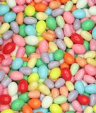 Texture Candy Eggs Royalty Free Stock Photo