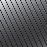 Texture cannelée en métal Photo libre de droits