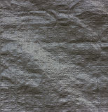 Texture canvas. Texture canvas on black background Royalty Free Stock Images