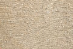 Texture canvas fabric as background Stock Images