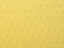 Texture canvas knitten fabric Royalty Free Stock Image