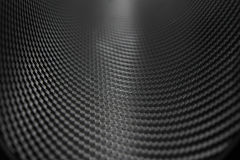 Texture of Carbon Fiber Sticker Stock Image