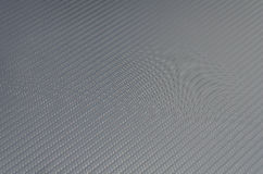 Texture of carbon kevlar fiber material for background Stock Photo