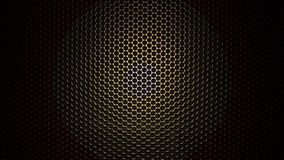 Texture of Carbon Kevlar Fiber material. Color background. Abstract carbon coating.  royalty free illustration