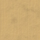 The texture of cardboard. Stock Photography