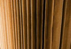 Texture: cardboard Stock Photo