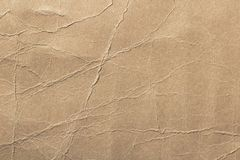 Texture of cardboard with bends,crumpled paper. Texture of cardboard with bends, background of crumpled paper royalty free stock photos