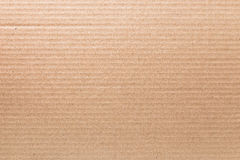 Texture of cardboard Royalty Free Stock Photos