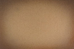 Texture of cardboard. rough paper background. Stock Images