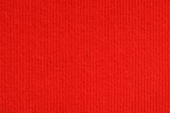Texture carpet red color pattern. Stock Photos