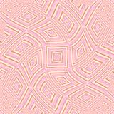 Texture carrée tordue Illustration Libre de Droits