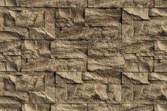 Texture carrelée d'effet du mur 3d Photos libres de droits