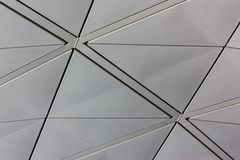 Texture of Ceiling Panels. As background in horizontal Royalty Free Stock Images