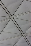 Texture of Ceiling Panels Royalty Free Stock Images
