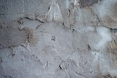 Texture of cement. Dust floor Royalty Free Stock Photography
