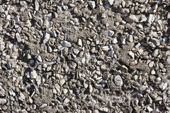 Texture of cement with gravel Stock Photography