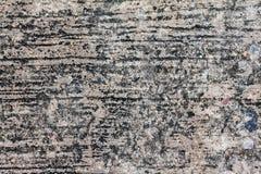 Texture of cement street Stock Photos