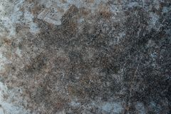 Texture of cement. Dust floor Royalty Free Stock Images