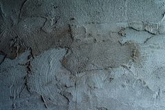 Texture of cement. Dust floor Royalty Free Stock Photo
