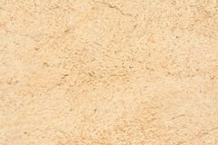 texture of cement wall with brown paint royalty free stock images