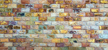 Texture of Cement Wall Fence Stone Stock Photo