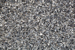 Texture of cemented stones marble and granite Royalty Free Stock Images