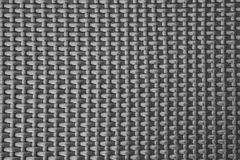 Texture of chair weave. Detail of texture of chair weave Stock Image