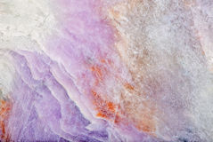 Texture of charoite stone Stock Photo