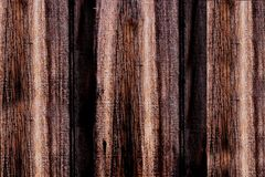 The texture of the charred planks of the walls of the house stock photos