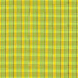 Texture. A checkered fabric material illustration Stock Illustration