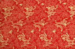 Texture of chinese silk