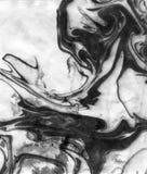 Texture chinoise d'effet d'encre Photo libre de droits