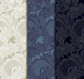 Texture chinoise sans couture de dragon Image stock