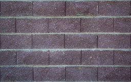 Texture - Cinder blocks background Stock Images
