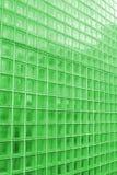 Texture claire de tuile teintée verte Images libres de droits