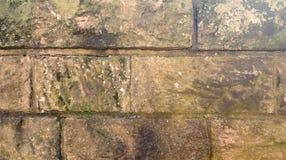 Texture classique de mur en pierre Image stock