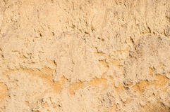 The texture of clay Stock Photography