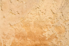 The texture of clay Royalty Free Stock Photo