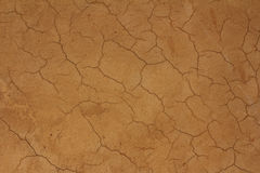 The texture of clay wall Royalty Free Stock Photography