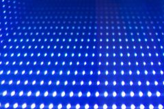 Texture closeup bright leds, modern technology lines.  royalty free stock image