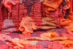 Texture of cloth Stock Image