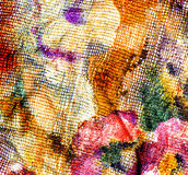 Texture cloth Stock Photography