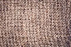Texture of cloth sack Royalty Free Stock Photo