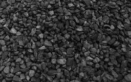The texture of coal stock photography